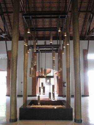 Eingangshalle Alila Diwa