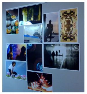 Begleitende Fotoausstellung