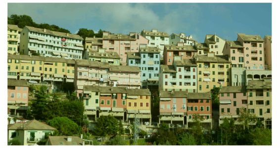 Genova_Stadtrand