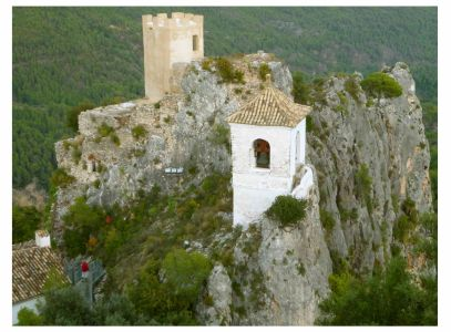 Guadalest_Castell