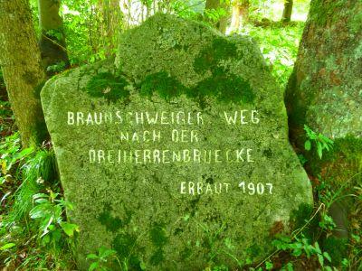 Drei-Täler-Tour: Braunschweiger Weg