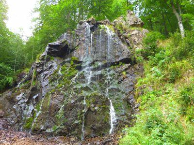 Drei-Täler-Tour: Radau-Wasserfall