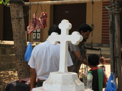 Goa: Heilige Liveschlachtung