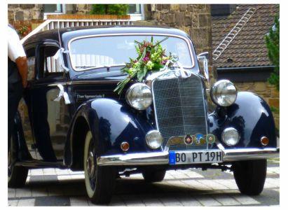 Hochzeitsoldtimer