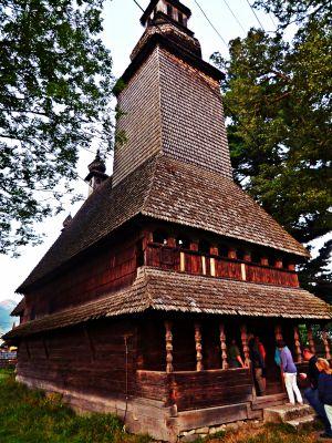Holzkirche: Die Kirche des Heiligen Geistes