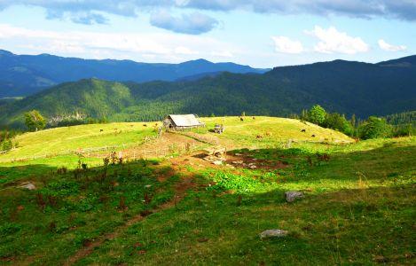 Yablunytsya: Unterwegs zum Pip Ivan