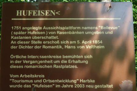 Rastplatz Hufeisen