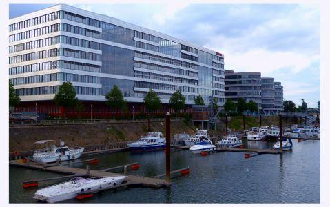 Innenhafen_Duisburch