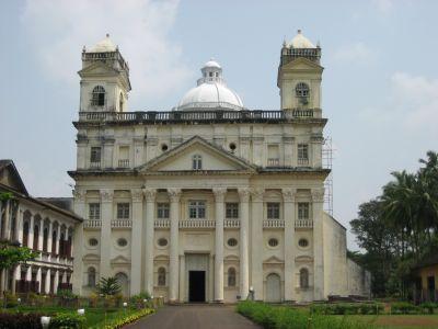 Kirche - Old Goa