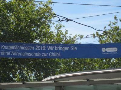 Zürich: Knabenschiessen