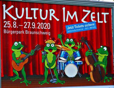 Kultur Im Zelt