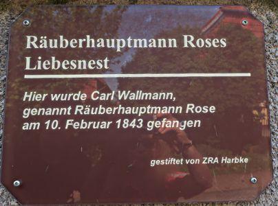 Roses Liebesnest