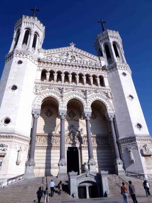 Basilika de Fourviere: Stadtviertel mit Dorfcharakter