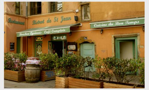 Bouchon: Lyon hat viele schöne Exemplare davon