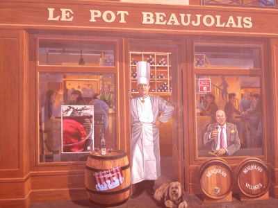 Rue de la Martinière: Paul Bocuse