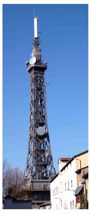 La Tour Eiffel: die Lyonnaiser Variante