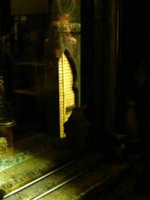 Miniaturmuseum: ein alter Kalifenpalast