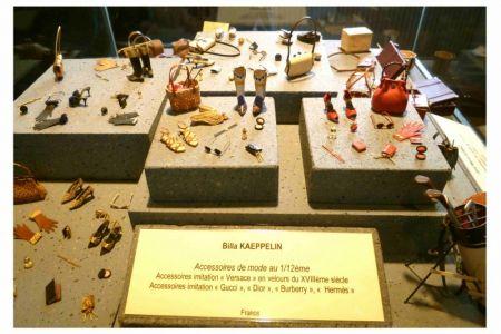 Miniaturmuseum: Luxusgüter