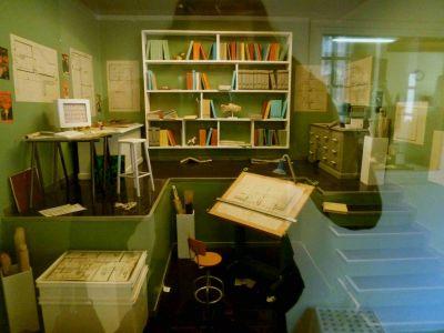 Miniaturmuseum: Arbeitszimmer