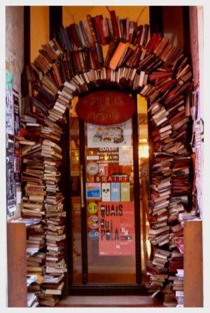 Buchladen auf der Presq'ile