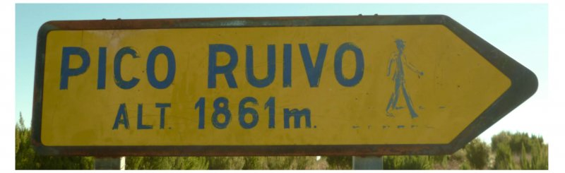 Pico Ruivo
