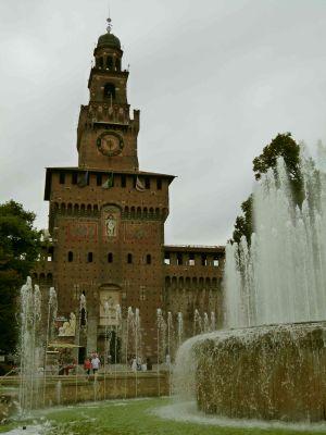 Milano_Castello