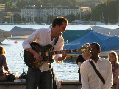 Zürich: Musik am See