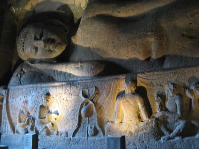 Ajanta-Höhlen: Höhle 26