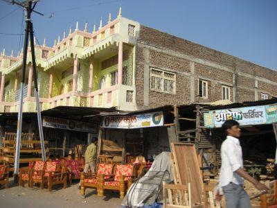 Aurangabad: Markt