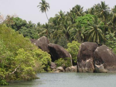 Goa: Panorama Palolem