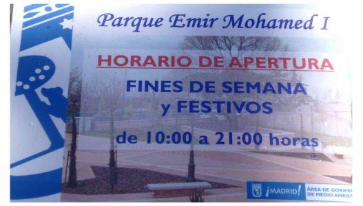 Parque Emir Mohamed