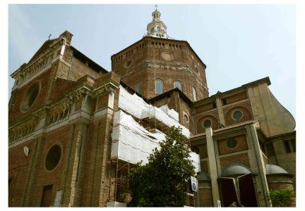 Pavia Innenstadt