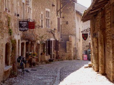 Pérouges: Maison du Vieux-St-Georges