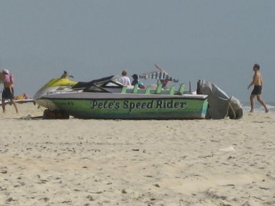 Goa: Pete's Speed Rider