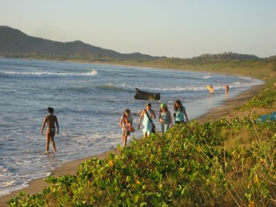Costa Rica: Playa Grande