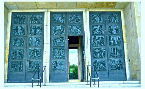 Portal Bergbaumuseum