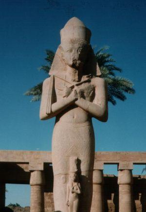 Ramses2, Karnak