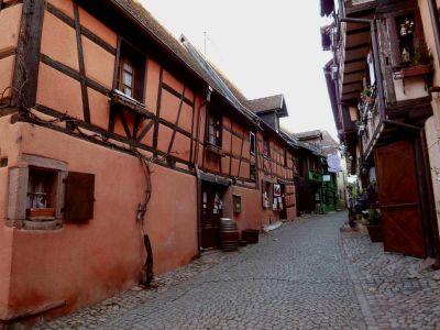 Riquewihr: Winzerort mit Charme