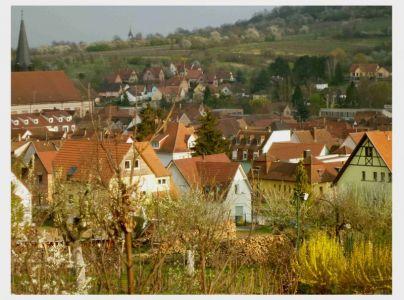 Rosheim: Ein letzter Blick auf den Ort