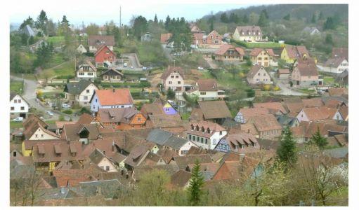 Rosheim: Das Städtchen gehört zu den ältesten Gründungen an der Weinstraße