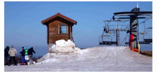 Route du Crete: Winterparadies