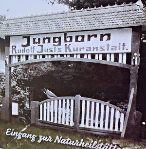 Jungborn: Rudolf Justs Kuranstalt