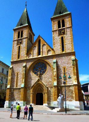 Herz-Jesu Kathedrale