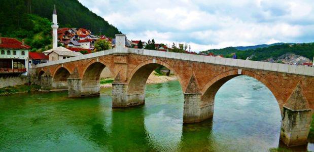 Konjic Brücke