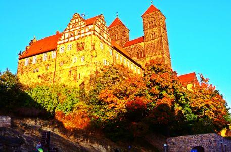 Schloss Quedlingburg