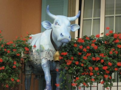 Zürich: Schweizer Kuh
