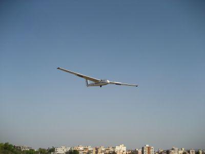 Pune: Segelflugplatz