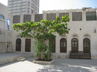 Sharjah: Altstadt