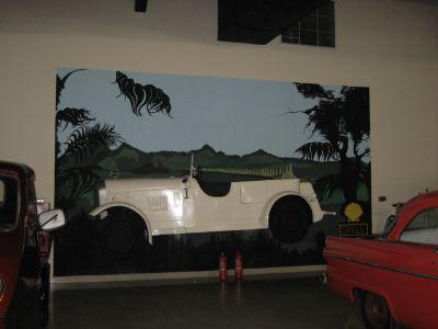 Sharjah: Automuseum