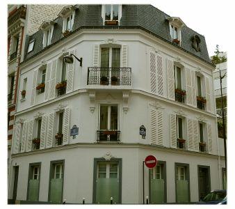 Spaziergang Montparnasse